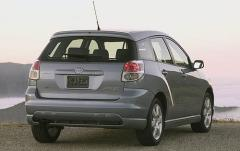 2006 Toyota Matrix exterior