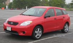 2007 Toyota Matrix Photo 1