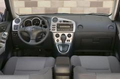 2007 Toyota Matrix interior