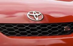 2010 Toyota Matrix exterior