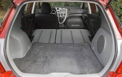 2010 Toyota Matrix interior