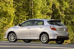 2010 Toyota Matrix Photo 4