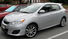 2010 Toyota Matrix Photo 5