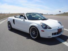 2003 Toyota MR2 Spyder Photo 1