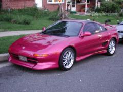 1991 Toyota MR2 Photo 1
