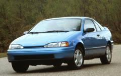 1993 Toyota Paseo exterior