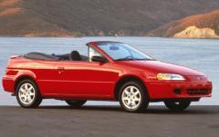 1997 Toyota Paseo exterior