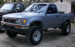1990 Toyota Pickup Photo 5