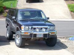 1993 Toyota Pickup Photo 4