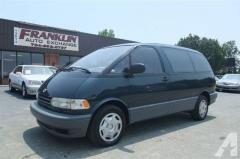 1995 Toyota Previa Photo 1
