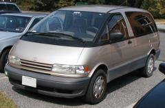 1996 Toyota Previa Photo 2