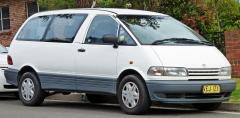 1996 Toyota Previa Photo 3
