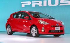 2013 Toyota Prius c Photo 1