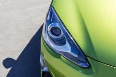 2016 Toyota Prius c exterior