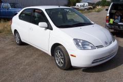 2002 Toyota Prius Photo 1