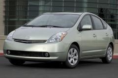 2007 Toyota Prius exterior