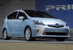 2012 Toyota Prius Photo 3