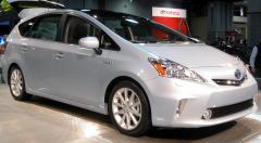 2012 Toyota Prius Photo 4