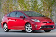 2013 Toyota Prius exterior