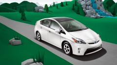 2014 Toyota Prius Photo 3