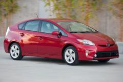 2014 Toyota Prius exterior
