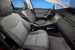 2014 Toyota Prius interior