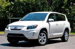2013 Toyota RAV4 EV Photo 1