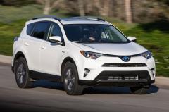 2016 Toyota RAV4 Hybrid exterior