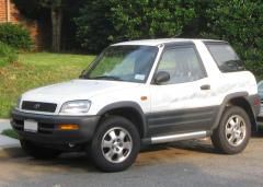 1996 Toyota RAV4 Photo 1