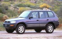 1997 Toyota RAV4 exterior