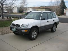 1999 Toyota RAV4 Photo 3