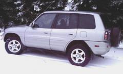 1999 Toyota RAV4 Photo 5