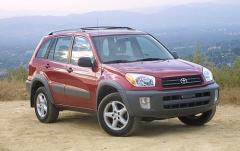 2003 Toyota RAV4 exterior