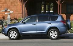 2006 Toyota RAV4 exterior