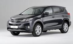 2013 Toyota RAV4 Photo 1