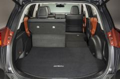 2015 Toyota RAV4 LE FWD interior