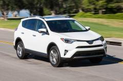 2017 Toyota RAV4 exterior