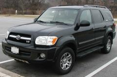 2001 Toyota Sequoia Photo 1