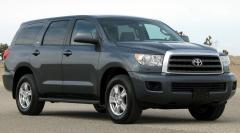 2006 Toyota Sequoia Photo 1