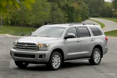 2007 Toyota Sequoia Photo 1