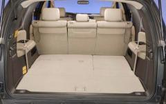 2012 Toyota Sequoia interior