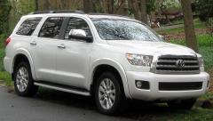 2012 Toyota Sequoia Photo 1