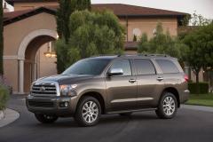 2013 Toyota Sequoia Photo 4