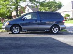 2002 Toyota Sienna Photo 3