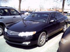 2003 Toyota Sienna Photo 3