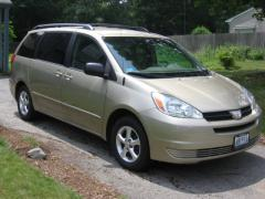 2006 Toyota Sienna Photo 1