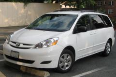 2007 Toyota Sienna Photo 1