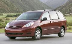 2008 Toyota Sienna Photo 4