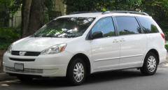 2010 Toyota Sienna Photo 7