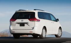 2014 Toyota Sienna Photo 5